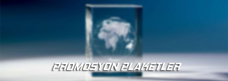 Promosyon Plaket/Kristal