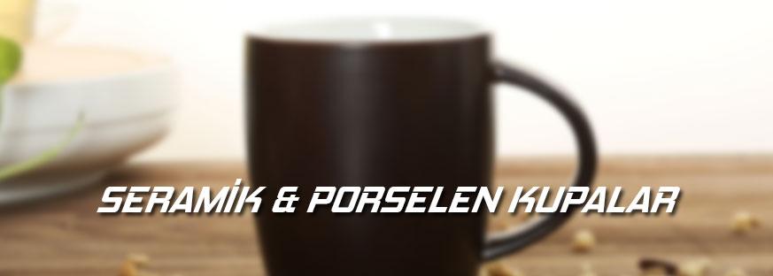 Seramik / Porselen Kupa